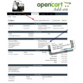OpenCart DYMO label version 4.01