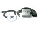 ELM327 OBD-II USB scanner værktøj