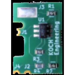 Prusa MK3 Brightness Control Printkort