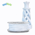 spoolWorks Edge Filament - White01 'Dover' (1,75 mm)