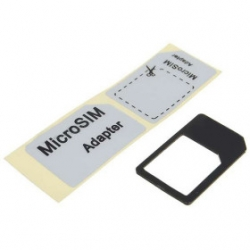 micro SIM adapter